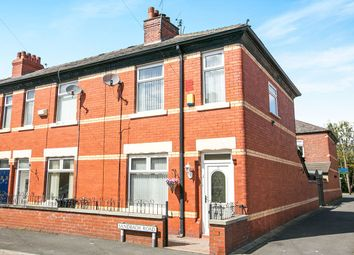 Thumbnail 2 bed terraced house for sale in Sandbach Road, Reddish, Stockport