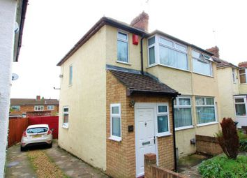 Thumbnail 2 bed semi-detached house for sale in Fourth Avenue, Luton