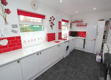 Thumbnail 3 bedroom semi-detached bungalow for sale in Tynewydd Road, Barry