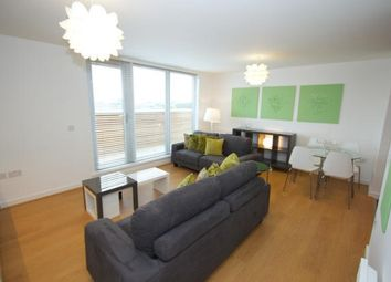 Thumbnail 2 bed flat to rent in Hulme High Street, Hulme