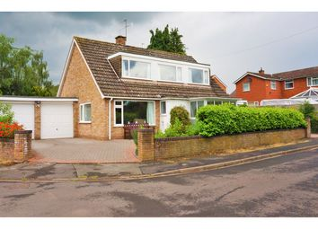 Thumbnail 4 bed detached house for sale in Brook Close, Worcester