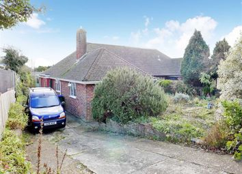 Thumbnail 2 bed semi-detached bungalow for sale in Clare Road, Lewes, East Sussex