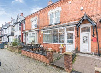 3 bed terraced house for sale in Alexander Road, Acocks Green, Birmingham B27