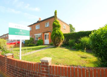 3 bed end terrace house for sale in Dale Valley Road, Oakdale, Poole BH15