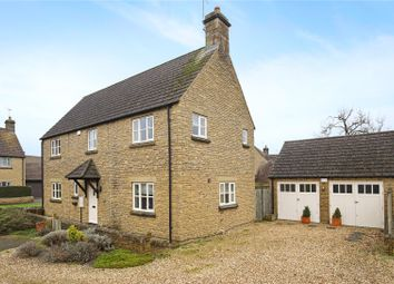 Thumbnail 4 bed detached house for sale in Kingfisher Place, South Cerney, Cirencester, Gloucestershire