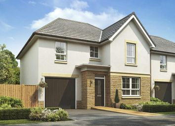 "Thumbnail 4 bed detached house for sale in ""Dalmally"" at Main Street, Roslin"