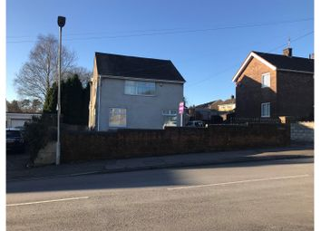 Thumbnail 3 bed detached house for sale in Gurnos Road, Merthyr Tydfil