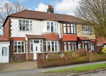 Thumbnail 3 bed semi-detached house for sale in Garners Lane, Davenport, Stockport, Cheshire
