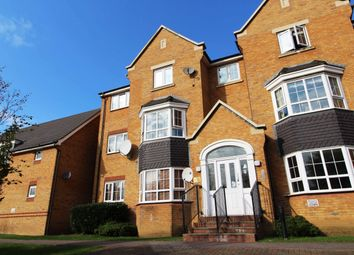 Thumbnail 2 bed flat for sale in Kempster Close, Bedford