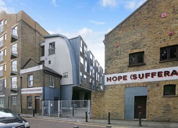 Thumbnail 2 bed flat for sale in Hope Wharf, London