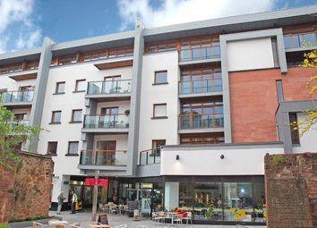 Thumbnail 1 bed flat to rent in 3 Roman Walk, Exeter, Devon