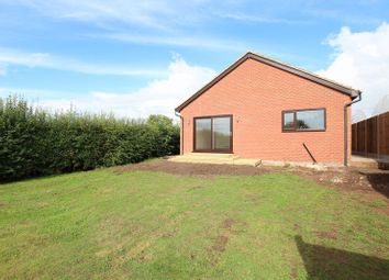 Thumbnail 2 bedroom detached bungalow to rent in Barton Gate, Barton Under Needwood, Burton-On-Trent