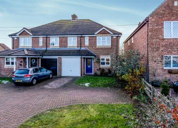 Thumbnail 4 bed semi-detached house for sale in Upper Shelton Road, Marston Moretaine, Bedford