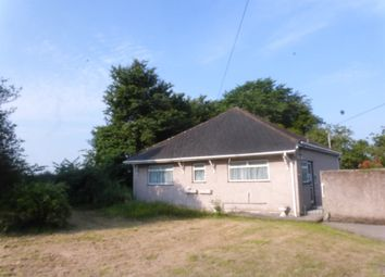 Thumbnail 2 bed detached bungalow for sale in Heol Broom, Maudlam, Bridgend