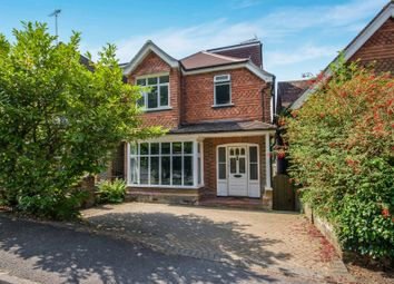 Thumbnail 3 bedroom detached house for sale in The Avenue, Haslemere