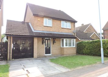 Thumbnail 1 bedroom detached house for sale in Willenhall Close, Luton