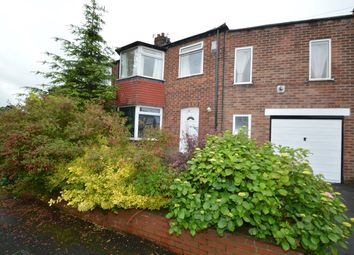 Thumbnail 4 bedroom semi-detached house for sale in Ridge Crescent, Whitefield, Manchester