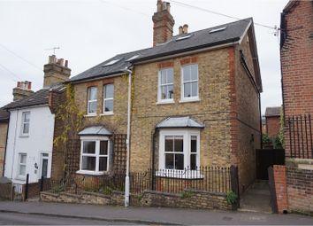 Thumbnail 4 bed semi-detached house to rent in Cobden Road, Sevenoaks