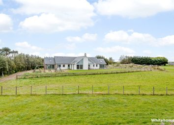 Thumbnail 4 bed detached house for sale in Lower Arboll, Portmahomack, Tain, Ross-Shire