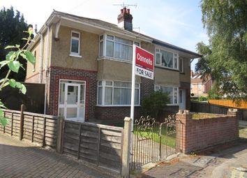 Thumbnail 3 bedroom semi-detached house for sale in Brookside Avenue, Southampton