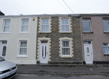 Thumbnail 3 bed terraced house for sale in Hoo Street, Briton Ferry