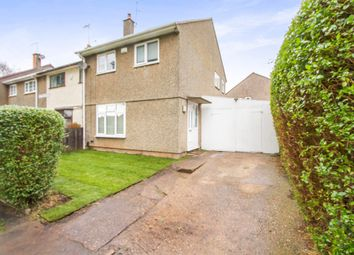Thumbnail 3 bedroom end terrace house for sale in Wokingham Avenue, Eyres Monsell, Leicester