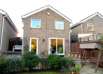 Thumbnail 3 bed detached house for sale in Staffa Drive, Tibshelf, Alfreton