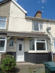 Thumbnail 2 bedroom terraced house to rent in Church Road, Edlington, Doncaster