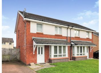 3 bed semi-detached house for sale in Whistleberry Wynd, Hamilton ML3