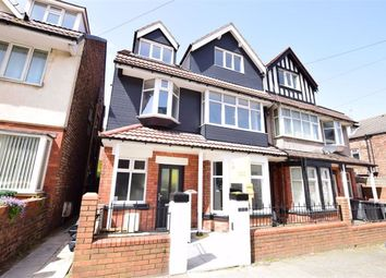 Thumbnail 1 bed flat to rent in Rowson Street, Wallasey, Merseyside