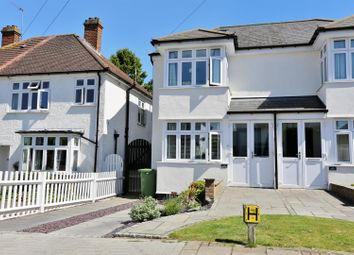 Thumbnail 3 Bed Semi Detached House For Sale In Hilda Vale Road Farnborough