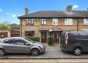 Thumbnail 3 bed end terrace house for sale in Lewis Avenue, London