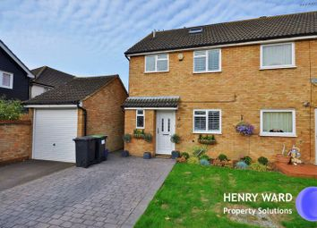Thumbnail 4 bed semi-detached house for sale in Milton Street, Waltham Abbey