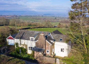 Thumbnail 4 bed detached house for sale in Garway Hill, Orcop, Herefordshire