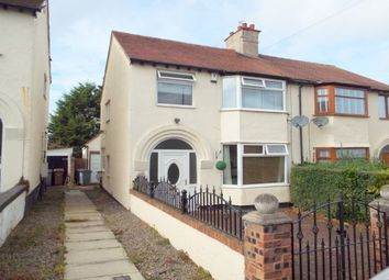 Thumbnail 3 bed semi-detached house to rent in Grainger Avenue, West Kirby, Wirral
