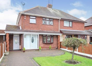 2 bed semi-detached house for sale in Lichfield Road, Wednesfield, Wolverhampton WV11