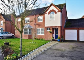 Thumbnail 3 bed semi-detached house for sale in Snowdrop Close, Bishop's Stortford
