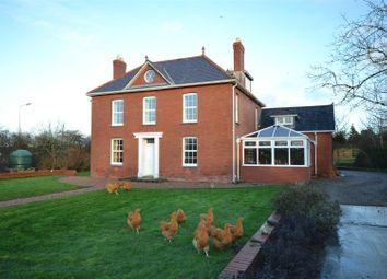 Thumbnail Land for sale in Felin Ban Farm Estate, Cardigan