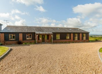 Thumbnail 5 bed barn conversion for sale in Pitchcott, Aylesbury