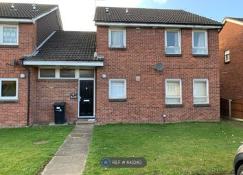 Thumbnail 1 bed flat to rent in Cromer Drive, Crewe