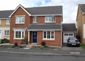 Thumbnail 4 bedroom detached house for sale in Crymlyn Parc, Skewen, Neath, West Glamorgan