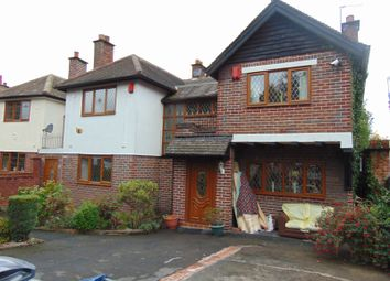 Thumbnail 4 bed detached house for sale in West Drive, Handsworth