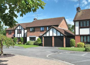 Thumbnail 4 bed detached house for sale in Chatsworth Park, Thornbury, Bristol