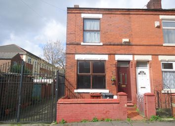 Thumbnail 2 bedroom end terrace house for sale in Silton Street, Moston