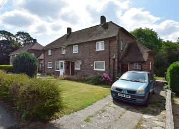 Thumbnail 3 bed semi-detached house for sale in Four Acres, Botley, Southampton