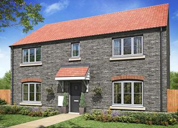 "Thumbnail 4 bed detached house for sale in ""Plot 273 - The Lincoln"" at Park Road, Keynsham, Bristol"