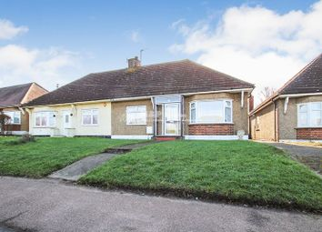 Thumbnail 2 bedroom semi-detached bungalow to rent in Purfleet Road, Aveley, South Ockendon