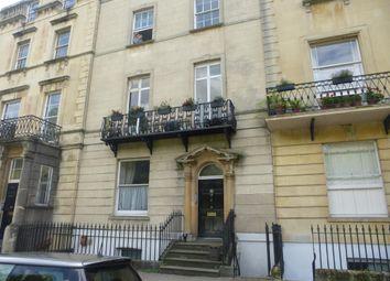 Thumbnail 2 bed flat to rent in Garden Flat, 2 Gloucester Row, Clifton