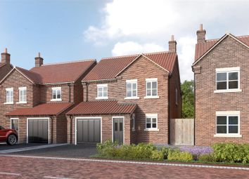 Thumbnail 3 bed detached house for sale in Plot 5, Holme Farm Court, Main Street, Beeford, Driffield