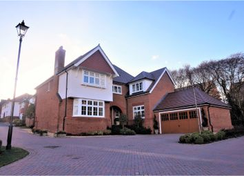 Thumbnail 5 bedroom detached house for sale in Dderwen Deg, Cardiff